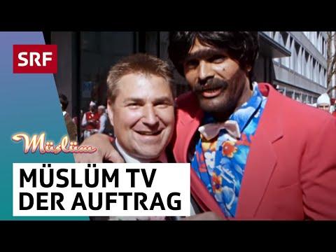 Müslüm Television geht auf Sendung - Folge 1 - #müslümtv