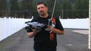 MaxAmps Traxxas Mini E-Revo upgrade- Episode 3 MaxAmps.com Minute