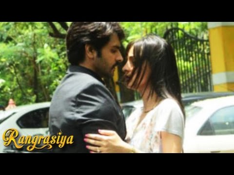 Rangrasiya 14th August 2014 FULL EPISODE HD | Myrah TO FALL IN LOVE with Rudra