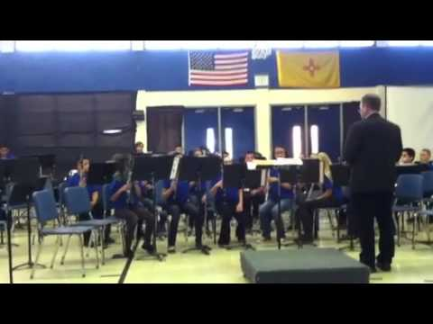 La plata middle school band pt1