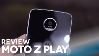 Moto Z Play Review Feat vs OnePlus 3 - iGyaan