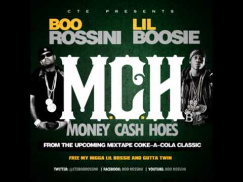 """Boo Rossini f. Lil Boosie """"Money Cash Hoes [RIP Lil Phat]"""" [NEW 2012]"""