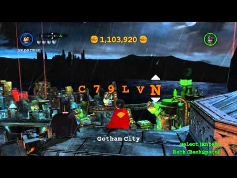Lego batman 2 cheats how to save money and do it yourself