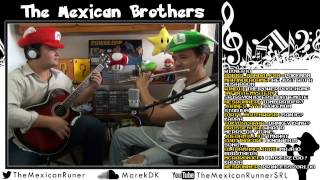 The Mexican Brothers in Concert - Super Mario Bros. (Underground & Water Song)