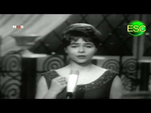 ESC 1962 07 - Germany - Conny Froboess - Zwei Kleine Italiener