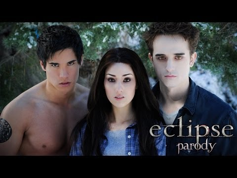 Eclipse Parody by The Hillywood Show™
