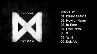 Download Lagu [Full Album] MONSTA X – THE CODE (5th Mini Album) Gratis STAFABAND