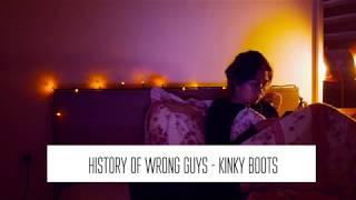 History Of Wrong Guys Kinky Boots