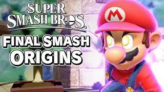 Super Smash Bros. Final Smash Origins - 64 Fighters – Aaronitmar