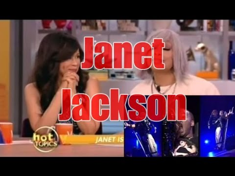 Janet Jackson's new single, 'No Sleep' & her world concert tour - The View