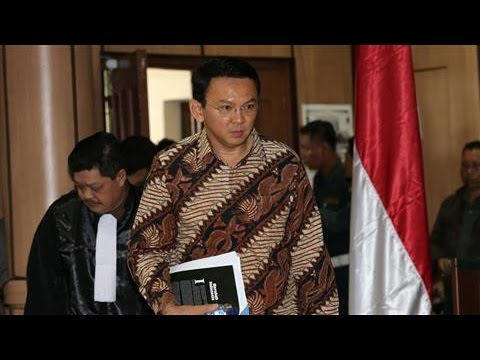 Blasphemy Case Tests Religious Tolerance in Indonesia