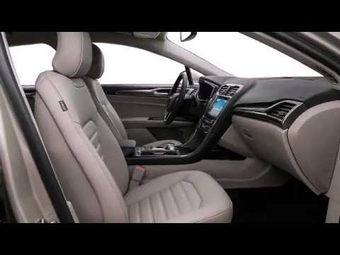 2017 Ford Fusion Energi Video