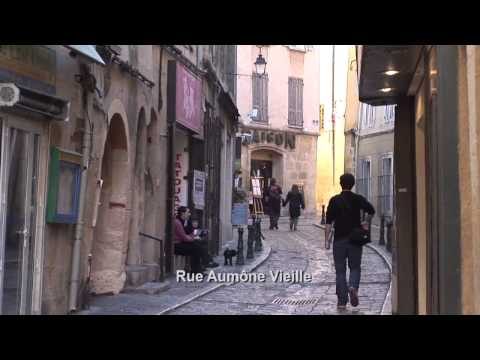 Aix en Provence walking tour