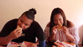 Burger King Tacos Review ASMR/MUKBANG