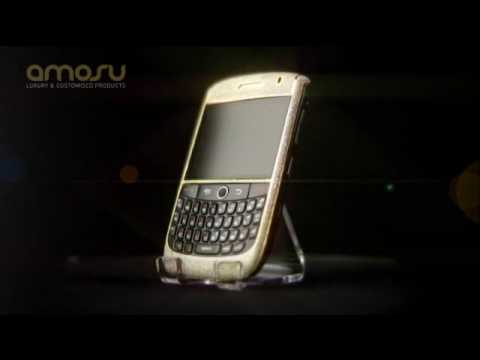 The world most expensive blackberry