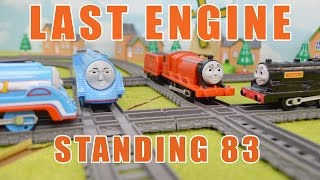 Last ENGINE Standing 83: THOMAS AND FRIENDS Toy Trains for Kids