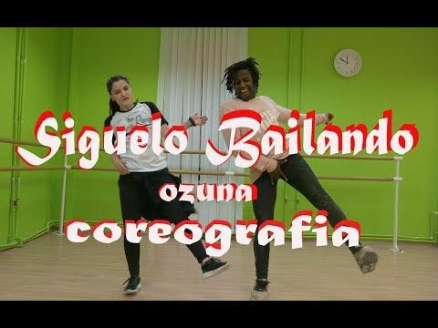 Ozuna - Síguelo Bailando - Coreografia - @yopi_quintero ft @yunna_fr