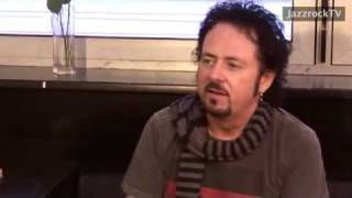 "Steve Lukather Interview with ""JazzrockTV"""