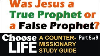 Video: In Deuteronomy 13:2, Jews have the criteria to reject Jesus and Christianity, as a false prophet - Julius Ciss