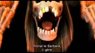 The Barbarian Rhapsody vostfr