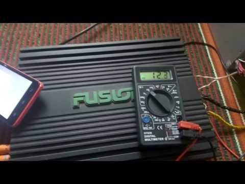 как дома подключить автомобильный усилитель sony xm-502z