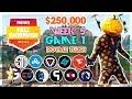 $250,000 🥊Big Bonus Fall Skirmish🥊 Week 5/Game 1 (Fortnite)
