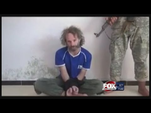Journalist held captive in Syria arrives home