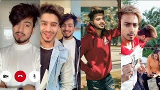 Chocolate Day Special - Mr.Faisu, Hasnain, Adnaan, saddu, faiz & shifu latest new TikTok videos.
