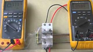 DC Circuit Breaker Fires