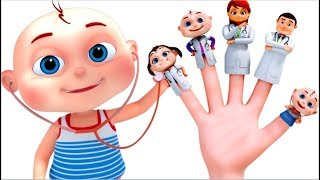 Doctor Finger Family | Finger Family Songs | Videogyan 3D Rhymes | Nursery Rhymes & Kids Songs
