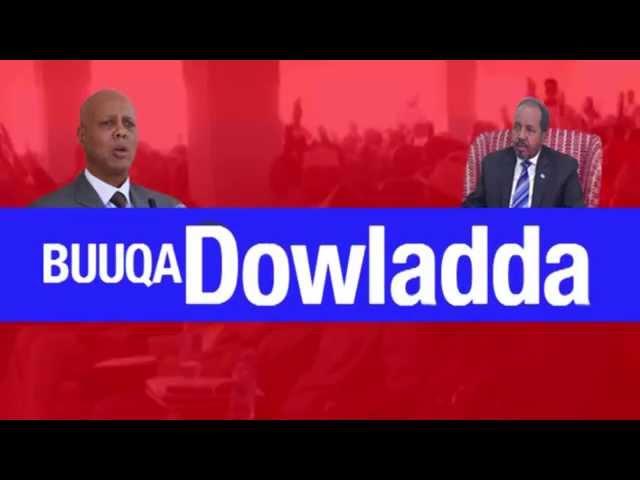 Buuqa Dowladdeena: RW vs Madaxweynaha vs Xildhibaanada vs Xildhibaanada