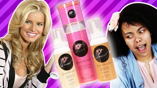 People Try Old Celebrity Products