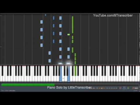 Train - Drive By (piano Cover) By Littletranscriber video