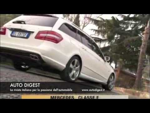 Mercedes Benz Classe E 250 CDI 4-Matic SW: Test Drive