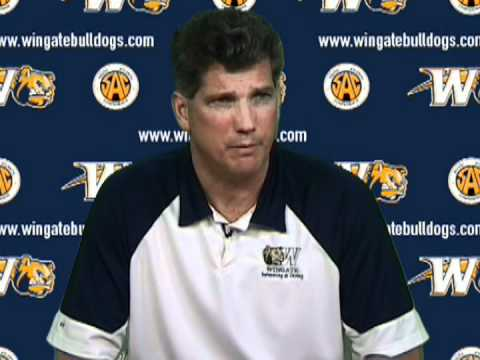 Wingate Swimming & Diving - NCAA Meet preview with coach Kirk Sanocki