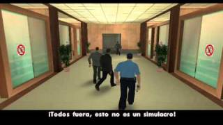Gta San Andreas - Misión 76 - Architectural Espionage (PC)