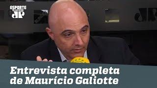 Presidente do Palmeiras ABRE O JOGO em entrevista exclusiva!