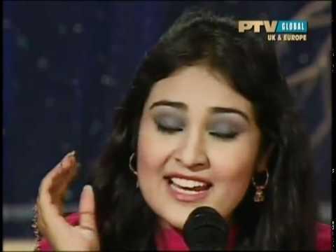 Gham E Dil Ko In Aankhon Say video