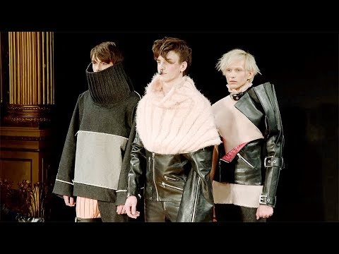 Beckmans College Of Design | Fall Winter 2018/2019 Full Fashion Show | Exclusive