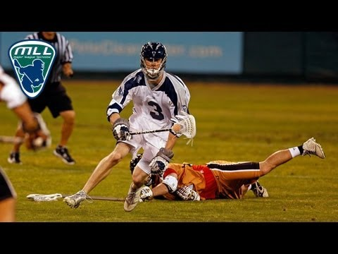 MLL Week 1 Highlights: Chesapeake Bayhawks at Rochester Rattlers