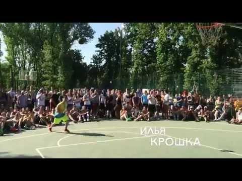 "USL 3x3: ""Sport Music Fest"" dunk contest! Smoove, Kroha etc."