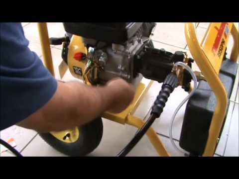 Tomahawk pressure cleaner.wmv