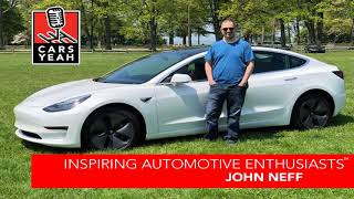 Where To Get Automotive News & Reviews at Motor 1 with John Neff