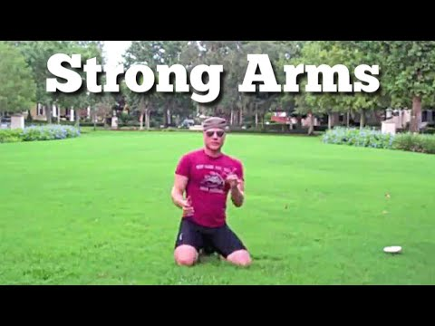 2 Exercises for Strong Arms *No weights needed*
