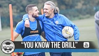 BEHIND THE SCENES | Jimmy Bullard