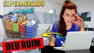 FIZ COMPRAS ONLINE E DEU RUIM! | SOU TROUXA