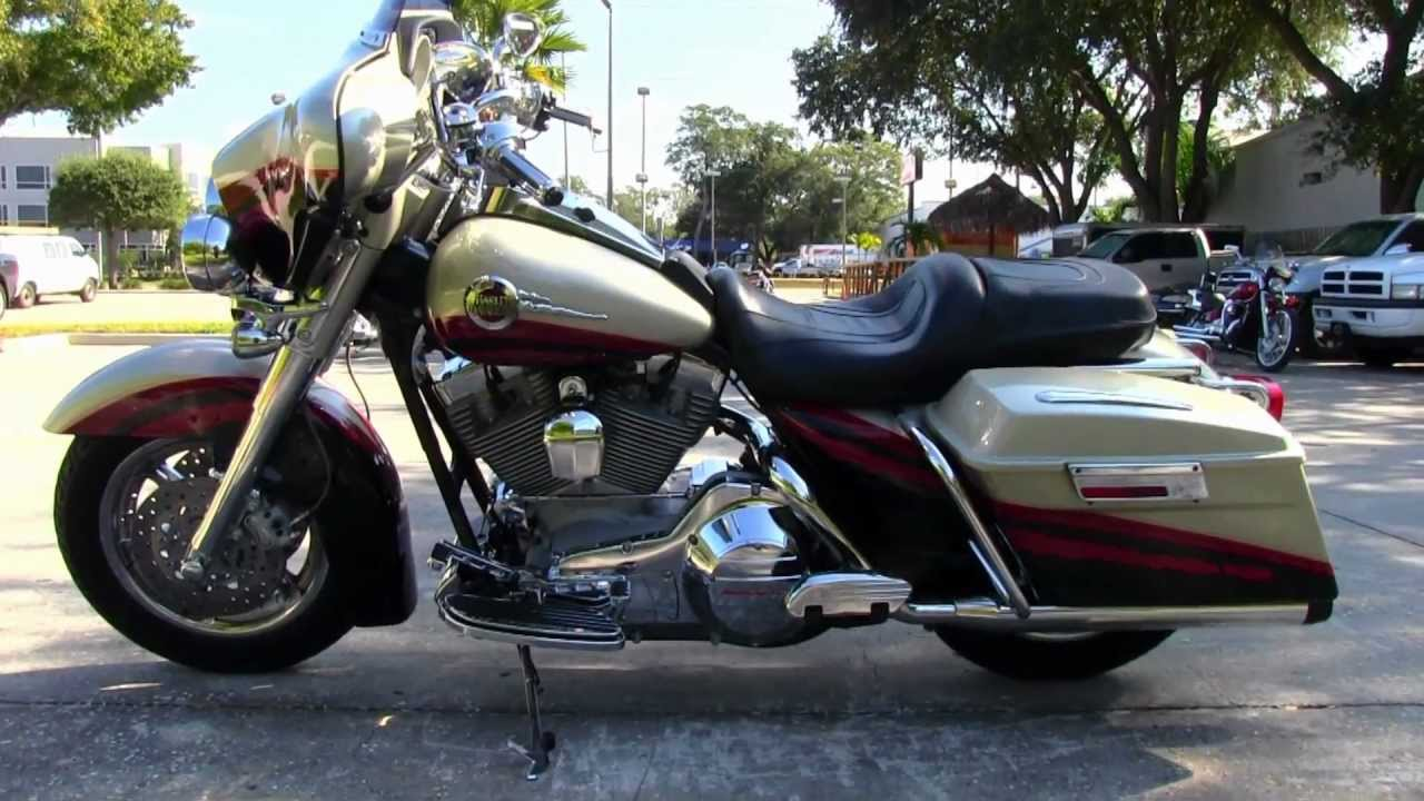 Used Cvo For Sale On >> Used 2006 Harley-Davidson Ultra Classic Electra Glide Screaming Eagle CVO with Rinehart Exhaust ...
