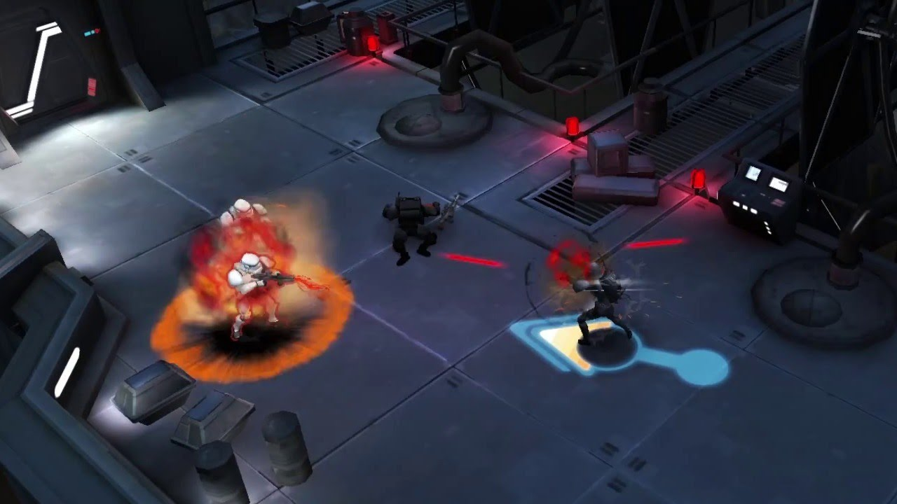 Star Wars: Uprising - Official Gameplay Footage