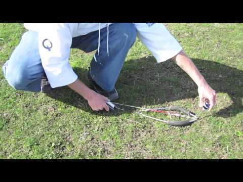 Revolution Tutorial - Line Management (quad line stunt kite)