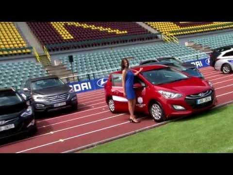 Nové vozy Hyundai byly slavnostně předány ligovým klubům